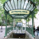 Metropolitana Abbesses Pigalle Paris Montmartre