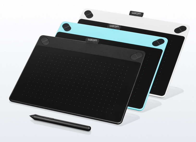 Wacom Intuos: works with Linux!!