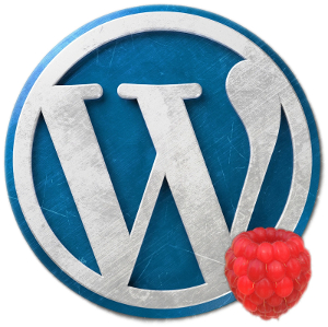 Ambiente test WordPress portatile con Raspberry PI Desktop